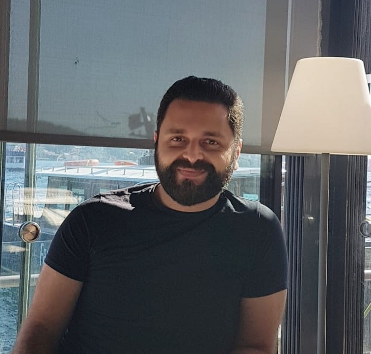 Georgio Daher, number one bitcoin broker in Lebanon